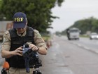 Polícia Rodoviária Federal inicia operação Semana Santa