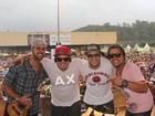 Dito e Feito e Rodrigo Gávi animam sexta-feira de Natal em Barra Mansa