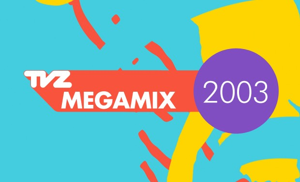 Megamix 2003 (Foto: Divulgao)