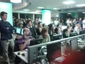 Profissionais de diversas áreas participaram do encontro (Foto: Divulgação/RBS TV)