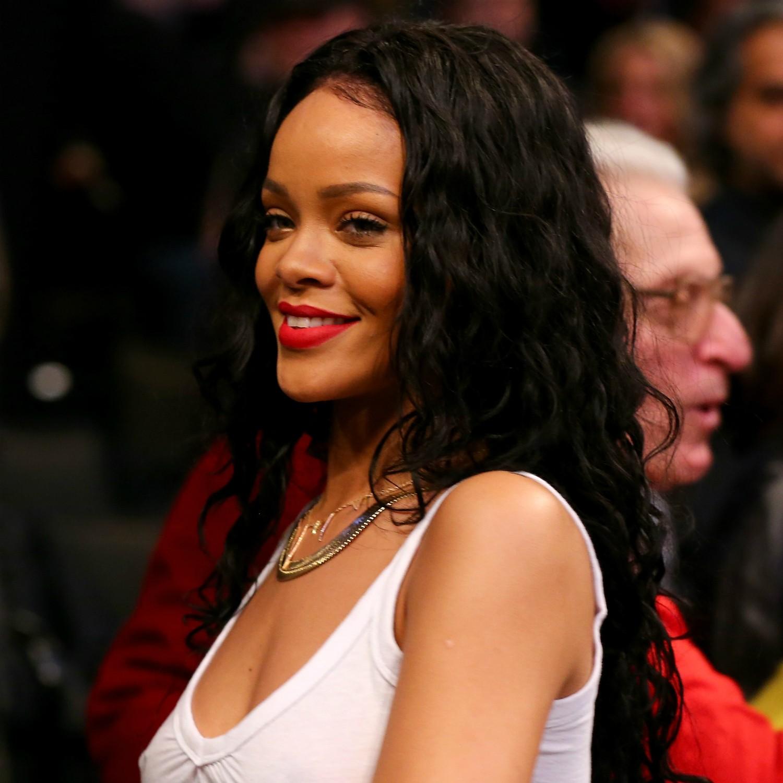 A cantora Robyn Rihanna Fenty só é conhecida pelo nome do meio. (Foto: Getty Images)