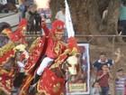 Fiéis celebram os 20 anos da festa das Cavalhadas em Taguatinga