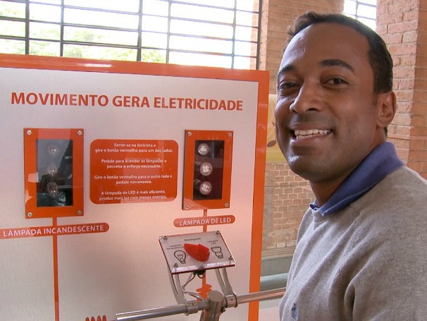 Hoje é dia de museus de ciências (Foto: Globo)