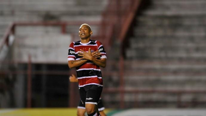Flávio Caça-Rato Santa Cruz (Foto: Aldo Carneiro / Pernambuco Press)