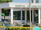 Criminosos assaltam agência bancária dentro de hospital em Alfenas, MG