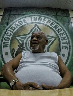 Vô Macumba Mocidade Independente (Foto: Felipe Schmidt)