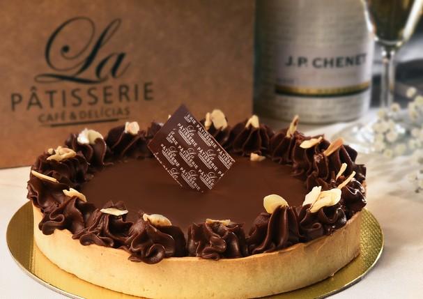 Torta de chocolate (Foto: Joel Gonzalez )