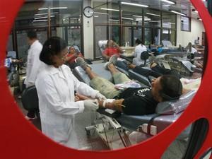 Hemopa pede para que voluntários continuem a comparecer. Doações ajudam mais de 200 hospitais no Pará. (Foto: Carlos Borges/O Liberal)