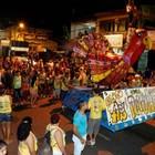 Blocos e escolas de samba agitam foliões  (Neldson Neves/Comus)