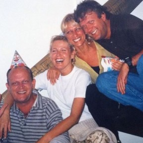 Xuxa e irmãos (Foto: Instagram / Reprodução)