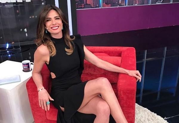 Luciana Gimenez deseja sorte a Donald Trump: 'Faça um bom governo'