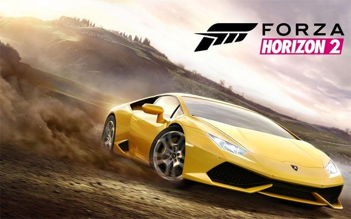 Forza Horizon 2 é um dos lançamentos da semana (Foto: Divulgação)