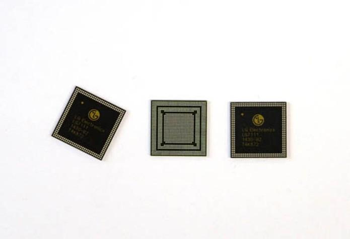 Nuclun é o chip do novo smartphone da LG, o G3 Screen  (Foto: Divulgação/LG)
