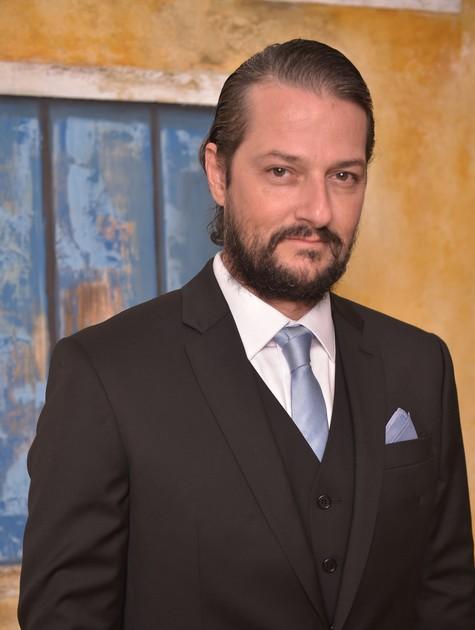 Marcelo Serrado (Foto: Globo / Caiua Franco)