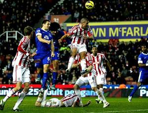 Fellaini no jogo do Everton  (Foto: Getty Images)
