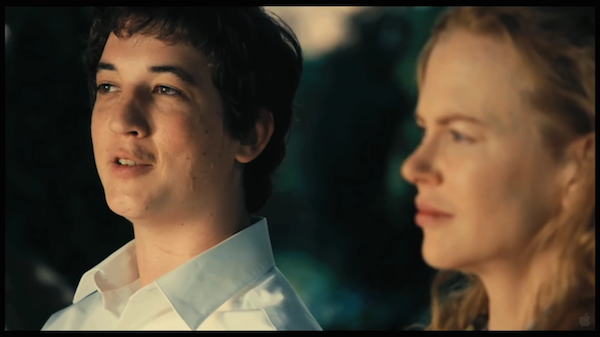 A atriz Nicole Kidman e o ator Miles Teller em cena de Reencontrando a Felicidade (2010) (Foto: Reprodução)