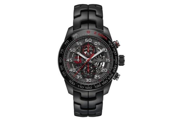 Relógio Carrera Heuer - 01 (Foto: Divulgação)