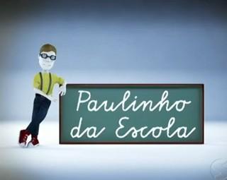 Paulinho da Escola (Foto: Reprodução)