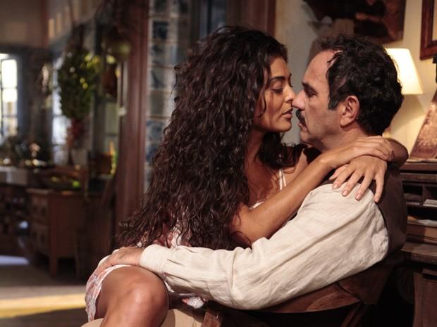 Nacib e Gabriela (Foto: Gabriela / TV Globo)
