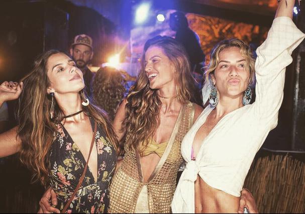 Que trio! (Foto: Reprodução Instagram)