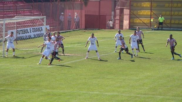 Grêmio Osasco x Paulista, pela Copa Paulista (Foto: Divulgação / Paulista FC)
