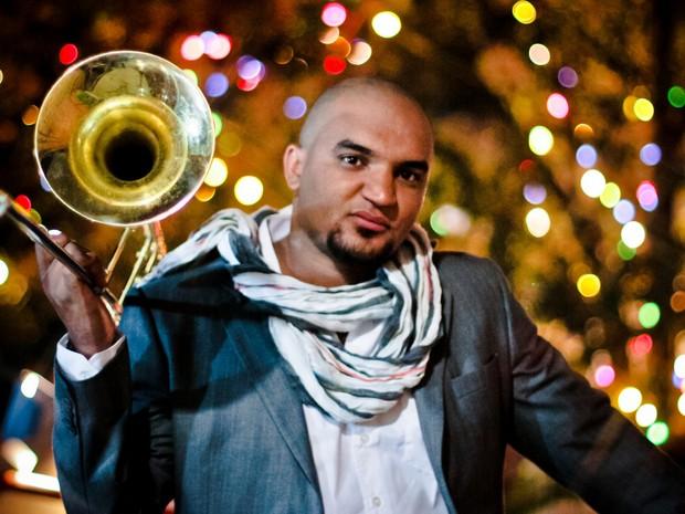DJ Erick Jay é convidado de Jorginho Neto convida em concerto no Sesc de Piracicaba (Foto: Fernando Eduardo)