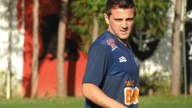 Montillo, Cruzeiro (Foto: Tarcisio Badaró / Globoesporte.com)