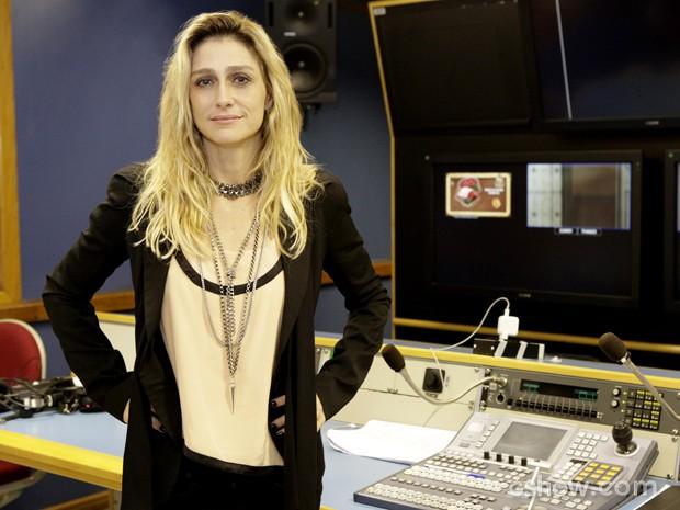 Amora foi recentemente promovida à direção de núcleo da TV Globo (Foto: Fábio Rocha/TV Globo)