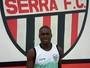 Washington se recupera de lesão muscular e já treina com bola no Serra