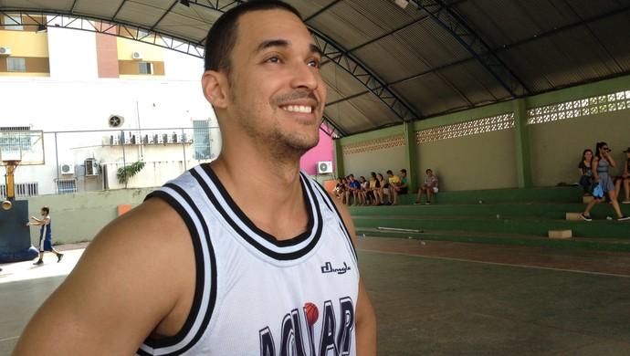 Marcilon Ferreira (Foto: Renato Pereira)