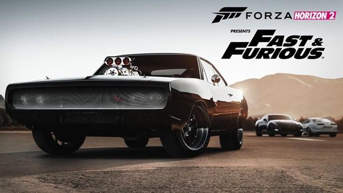 Forza Horizon 2 receberá pacote promocional do filme Velozes e Furiosos (Foto: Divulgação)