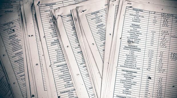 conta, burocracia, papel, papelada, contas, dívidas, documentos (Foto: Reprodução/Pexels)