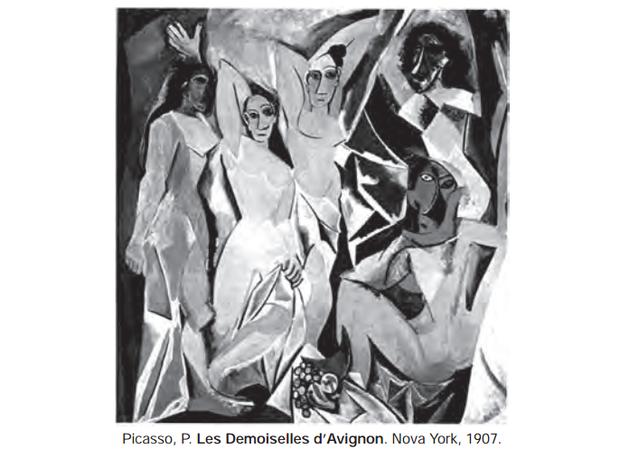ARGAN, G. C. Arte moderna: do Iluminismo aos movimentos contemporâneos.  São Paulo: Companhia das Letras, 1992. (Foto: Reprodução/Enem)