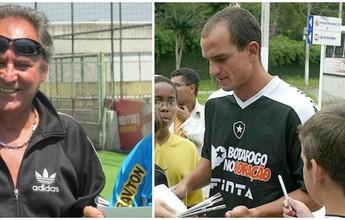 Ex-jogadores Mendonça e Sandro participam dos 9 anos da Amapáfogo