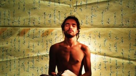 (Foto: Caio Blat é a estrela de Uma longa viagem, documentário de Lúcia Murat/ Foto: Divulgação)