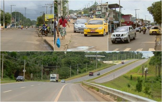 Projeto Fala Comunidade faz um 'raio-x' do município de Iranduba (Foto: Amazonas TV)