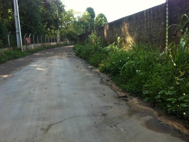 Crime ocorreu no bairro Redenção (Foto: Girlene Medeiros/G1 AM)