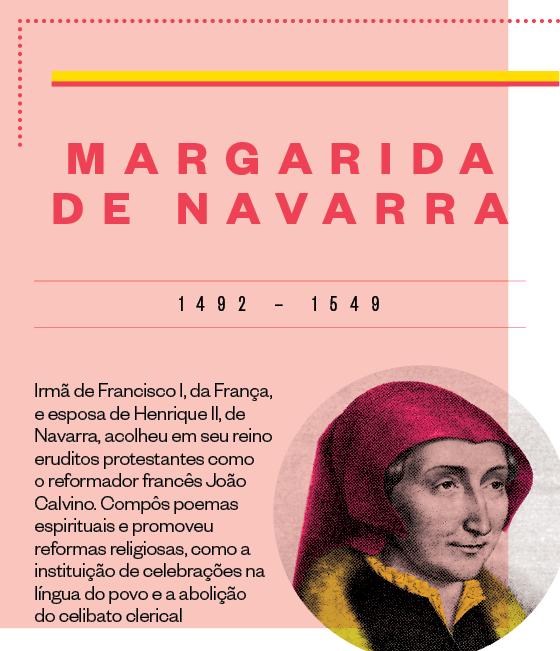 Ficha: Margarida de Navarra (Foto: Época)