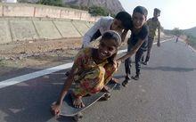 Skate Sem Fronteiras