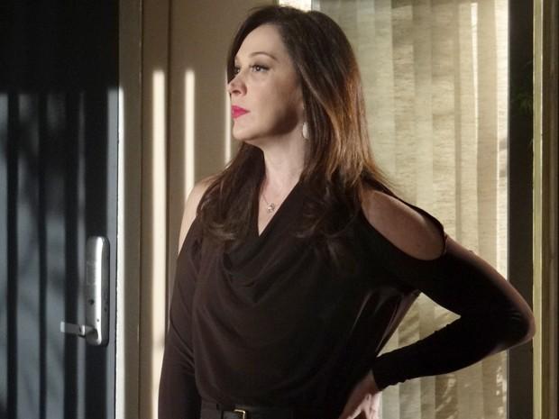 Lívia quer Morena morta! (Foto: Salve Jorge/TV Globo)