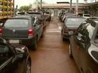 Motoristas fazem fila por combustível R$ 0,40 mais barato em Jardinópolis