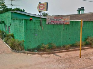 Segundo funcionário, homem não tinha R$ 25 para pagar conta em motel e funcionários chamaram a polícia  (Foto: Reprodução/Google Street View)
