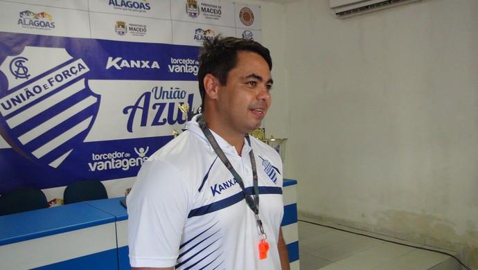 Marlon Araújo (Foto: Viviane Leão/GloboEsporte.com)