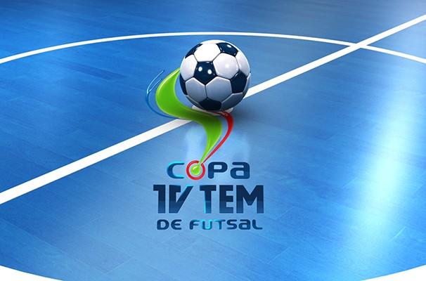 Copa TV TEM de Futsal (Foto: Arte / TV TEM)