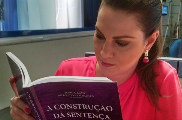 Nilessa Tait, apresentadora do Tem Notícias na região de São José do Rio Preto (Foto: Arquivo Pessoal)