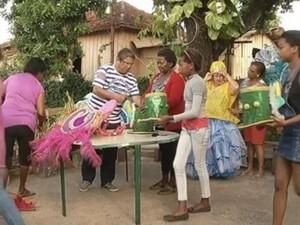 Carnaval de Lins terá quatro dias de desfiles e bailes (Foto: Reprodução/TV Tem)