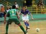 Guarapuava vence e fica com vaga na Série Ouro do Paranaense de Futsal