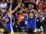 Camisa de Stephen Curry no jogo 3 da final bate recorde em leilão: R$ 446 mil