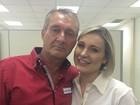 Andressa Urach faz as pazes com o pai: 'Nunca é tarde para recomeçar'