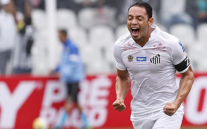 Ricardo Oliveira Santos x Atlético-PR (Foto: Futura Press)